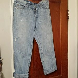 Loft Boyfriend Jeans - 2 pairs